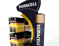 Duracell Counter Top 25x15x40 cm