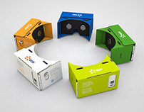 VR Cardboards