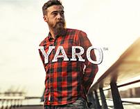 YARO | Branding [para Capitaine]