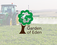The Garden of Eden Farms Branding