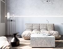 cozy interior visualizations