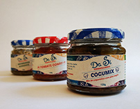 Da Si Permaculinária - Logo Design and Packaging