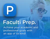 Faculti Prep - iOS & Android App - Case Study