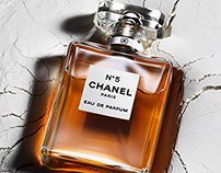 STILL LIFE LUXE | PARFUM CHANEL PARIS