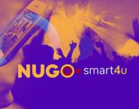 Nugo - Branding & Projeto Comercial
