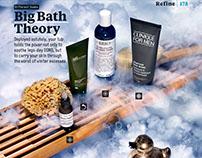 Men's Health : Big Bath Theory: MLMStylist