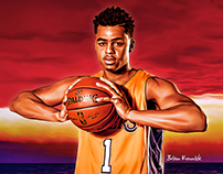 D'Angelo Russell LA Lakers