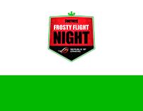 Asus Frosty Flight Night - Social Media & Prod. Design