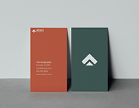 Athan's Photography Visual Identity System