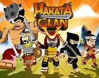 Hakata Clan 2D art