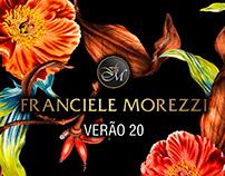 ESTAMPAS FRAMCIELE MOREZZI - VERÃO 20