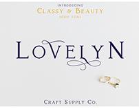 Lovelyn Font (Free Download)