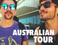 Australia Tour - Bruninho & Davia