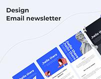 Design Email Newsletter