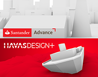 Santander Advanced / Dub Video Connection + Havas