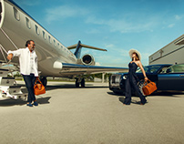 Rolls-Royce Campaign (Retouching)