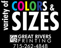 Great Rivers Printing Signs and Banners