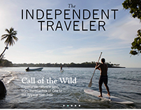 Website Design: Independent Traveler