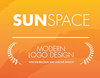 SUNSPACE - LOGO TEMPLATE