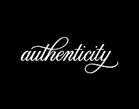 Lettering- Authenticity