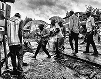 Kibera Rains