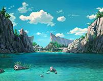 League Of Legends | Background Art