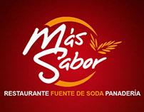 Diseños para Restaurante Más Sabor