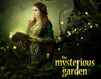 [Photo Manip] The Mysterious Garden