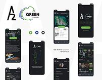 A2 Green Concert | Creative concept for CODE Pilots