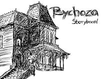 "Storyboard - ""Psycho"""