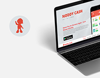 Noddy Cash | Landing Page