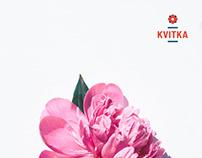 Kvitka Logo & Identity Design