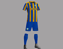 Sport Rosario Football Kit