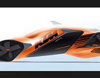 KTM future extreme racing competition - GROUND KISS