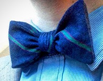 - Bowties from Neckties