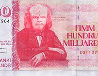 Jónas Sig og Ritvélar framtíðarinnar - Single artwork