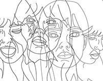Chaos / Portrait / Poster
