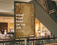 Leave Your Mark On The Job