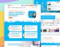 Hub Solution Software - Website
