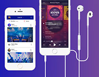 Live Music App