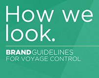 Style guide for logistics management company