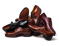 PHOTOGRAPHY FOR LOAKE SHOEMAKERS (2015)