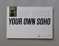 'Your Own Soho' by Tony Briggs