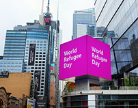 Microsoft Philanthropies World Refugee Day