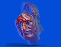 Sculptures Busts #2, design of your product