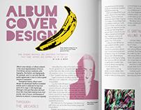 Magazine Spread - Editorial Design