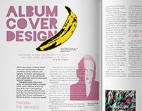 Magazine Spread - Editorial Design