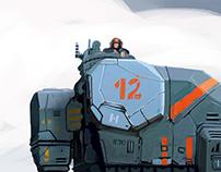 Robot #0803