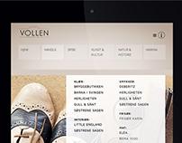 Vollen - webdesign