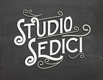 Studio Sedici  [Brand identity]